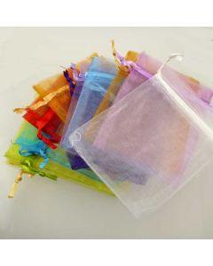 Small Plain Organza bags