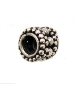 Sterling Silver Spacer Bead 18 3