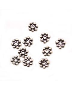 Sterling Silver Spacer Bead 22