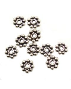 Sterling Silver Spacer Bead 23