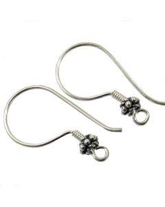 Sterling Silver Ear wire 05